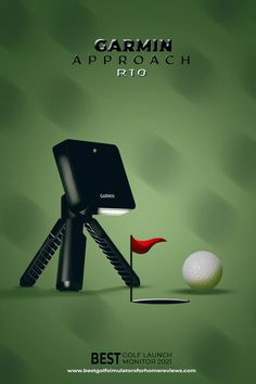 Practice modes allow you to work on swing tempo or improve shot consistency/accuracy. Garmin say the portable golf launch monitor is accurate to +/- 5mph for club speed, +/-2mph for ball speed and within five yards of carry distance. Lean now Home Golf Simulator, Golf Simulators, Club Face, Improve Yourself, Monitor, Product Launch, Consistency, Yards, Distance