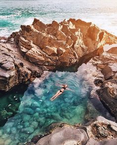 The Fairy Pools, Noosa, Queensland
