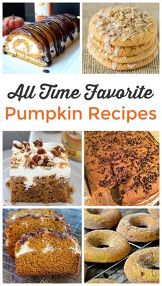 'Tis the season for pumpkin spice everything. Here's a list of my all time favorite pumpkin spice bars, muffins, cakes, …