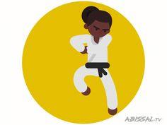Abissal animation gold brazilian