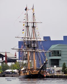 Taken in Duluth, MN at the Tall Ships Festival 2013.
