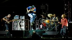 Rage Against The Machine. That's what I'm talkin' about.