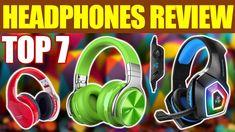 Top 7: Best Bluetooth Headphones Aliexpress Review 2021 Best Bluetooth Headphones, Wireless Headphones, Beats Headphones, Over Ear Headphones, Gadget, Top, Gadgets, Crop Shirt