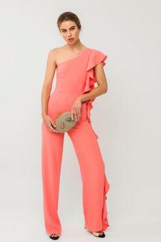 quelle couleur de vêtement pour assister à un mariage sur plage, idée  combinaison élégante à e830951b2cd