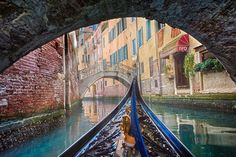 Journey Through Dreams Photograph by Eduardo Jose Accorinti. A gondola ride on the endless canals of Venice, surrounded by old, picturesque buildings, aged walls and romance in the air. Fine Art, canvas, metal, acrylic and wood prints available for your walls. Worldwide shipping, 30 days money back guarantee. Click on the image and see your choices! #homedecor #officedecor #venice #italy #livingroomdecor #bedroomdecor #artwork #vintage #print