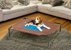 $29.99 * More info could be found at the image url. (This is an affiliate link) #DogBeds