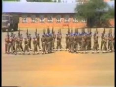 This video (circa offers a rare glimpse into the former South African Defence Force (SADF) during a routine Section Leader Training Course. Army Day, Army Room, Emotional Strength, Training And Development, Defence Force, Trends, Training Courses, Special Forces, Military History