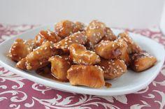 Momma Hen's Kitchen: Sesame Chicken