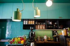 Greenheart Espresso. Matt Woods Design