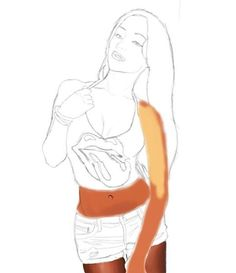 Arte digital - Melanie Iglesias  Em andamento...��❤ . . . . . . . . . . . . . #art #digitalart #digital #melanieiglesias #Melanie #celebrity #draw #drawing #paint #painting #creative #artofinstagram #artoftheday #picoftheday #design #designer #girl #pinup #realismo #realism #artist #artistic #tattoo #tattooing #follow #aquarelle #dibujo #beautifulgirls #beautiful #love http://tipsrazzi.com/ipost/1505720983620015706/?code=BTlZUHHhdZa