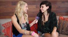SXSW 2012: Lights Talks Tattoos, Music, Love and Life