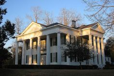 The Pillars in Lowndesboro, Alabama.....1856