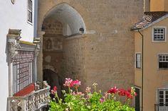 View from Casa dos Mapas - Coimbra (Portugal)