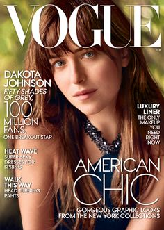 Fifty Shades of Grey's Dakota Johnson: An Interview with a Woman on the Brink of Fame – Vogue