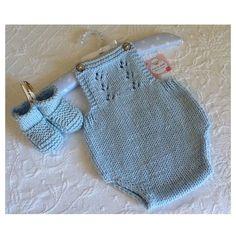 produzindo manualmente Baby Knitting Patterns, Knitting For Kids, Baby Patterns, Hand Knitting, Crochet Patterns, Diy Romper, Diy Crafts Crochet, Craft Free, Crochet Baby