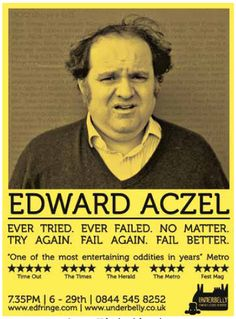 Cool Ed Fringe posters...