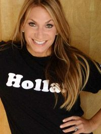 331df0175a253 Limited edition Holla shirt for Liver Disease Bravo Housewives