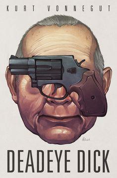 Deadeye Dick Art Print by Nick Sadek