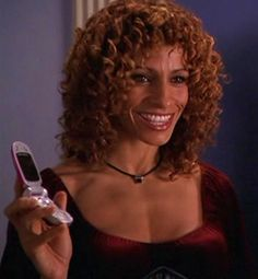 """Katya (Michelle Hurd) """"Little box of horrors"""" Michelle Hurd, Serie Charmed, Actresses, Tv, Google Search, Female Actresses, Tvs, Television Set, Television"""