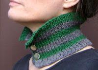 Wizard Warmers - knit pattern has armwarmers, spats/legwarmers, and a neckwarmer