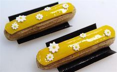 French fancies: Long live the eclair - Features