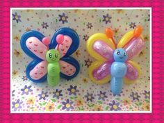 ▶ MARIPOSITA COLORIDA .- HOW TO MAKE A COLORFUL BUTTERFLY . - YouTube