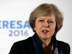 """Theresa May just gave her first speech as the British Prime Minister at around (Nigerian time) She said, """"In David Cameron, I. David Cameron, Theresa May, British Values, Mrs May, Nova, Olive Press, New Spain, British Government, Prime Minister"""