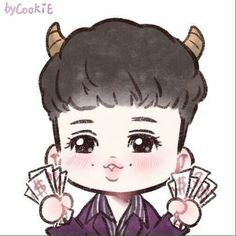 [FANART] #EXO #EXO_LOTTO #LAY cr. cookie