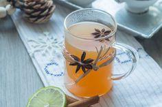 Une boisson qui revigore pour les froides soirées d'hiver