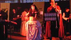 The House of Usher & Ensemble Violetta erleben was beim Mittelalterfest ...