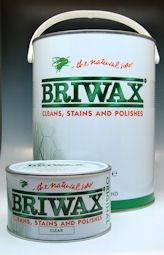 Briwax and Briwax Original - is this the UK equivalent of Minwax?
