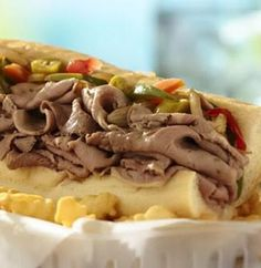 Recipe For Slow Cooker Chicago-style Italian Beef
