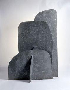 salonduthe: Isamu Noguchi, Montanha de nuvem, 1982-1983.
