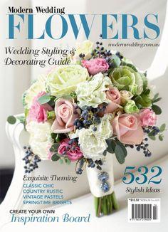 wedding flower magazines