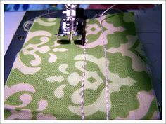 Machine Quilting with Perle Cotton