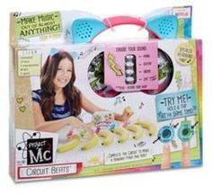Project Mc2™ Circuit Beats Pack from Sears Catalogue  $54.99
