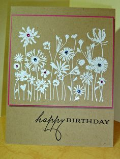 Cards-by-the-Sea: Clean & Simple Card Making (2) Day 5+