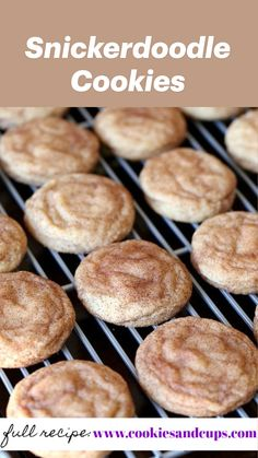 Fun Baking Recipes, Easy Cookie Recipes, Easy Desserts, Delicious Desserts, Dessert Recipes, Cooking Recipes, Yummy Food, Easy To Make Cookies, Quick Cookies