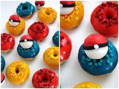 Pokémon Donuts