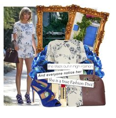 """""""Taylor in LA"""" by andra-fashionista ❤ liked on Polyvore"""