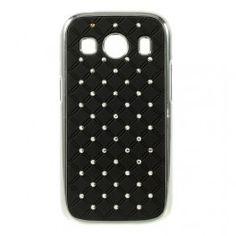 Galaxy Ace 4 mustat luksus kuoret