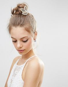 Image 1 of Limited Edition Wedding Jewel Flower Hair Brooch