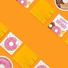 Donut worry about this year's birthday party theme! Shop Party City for donut themed party supplies. Donut Birthday Parties, Kids Birthday Themes, Birthday Party Decorations, Themed Parties, Birthday Gifts, Happy Birthday, Popcorn Bar Party, Donut Party Supplies, Mason Jar Party