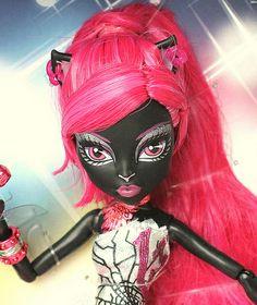 Monster High Catty Noir 2013