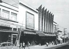 1950 - Cine Júpiter, na rua Doutor João Ribeiro, 440, bairro da Penha.