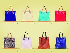 Lovely spring bags
