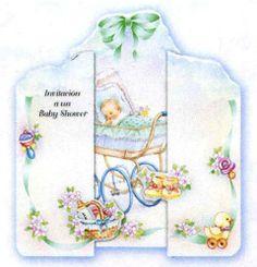 "100 Tri-Fold Baby Shower Invitations in Spanish - 5.25"" x 7"" by Invitations > Baby Shower. $103.50. 100 Tri-Fold Baby Shower Invitations - 5.25"" x 7"""