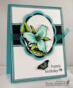 By: Kendra Wietstock; Gina K Designs (Fabulous Frames); Spectrum Noir Markers and Blendable Colored Pencils.