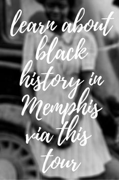 If you are interested in learning more about black history in America, then I have the perfect tour for you. Find out how you can learn about black history in a safe and fun way in Memphis with A Tour of Possibilities - where you can follow the guide in the comfort of your own vehicle, using zoom to connect with the tour. | Camels & Chocolate #blackhistory #blm #memphis #tour Travel Advice, Travel Guides, Travel Tips, Travel Goals, Canada Travel, Travel Usa, Visit Tennessee, Tennessee Vacation, Bag Essentials