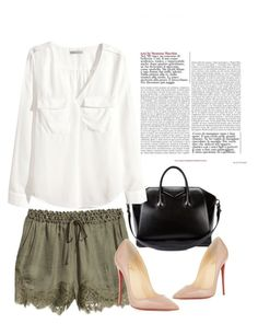 """Untitled #58"" by karlanrossi ❤ liked on Polyvore"
